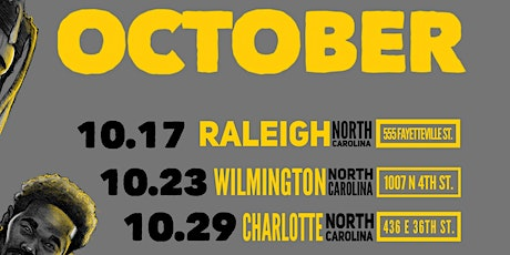 The Social Contract Live in Raleigh tickets