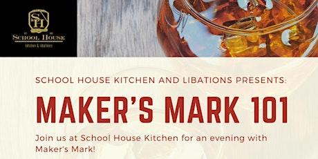 Maker's Mark 101 tickets