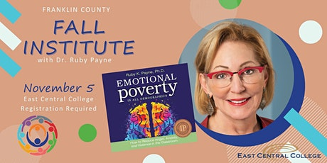 Ruby Payne - Franklin County Fall Institute 2021 tickets