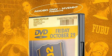 ADOBO 2002: A 2000's Halloween Party tickets