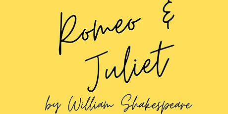 Romeo & Juliet by William Shakespeare tickets
