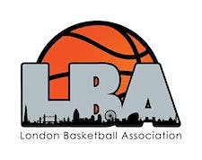London Basketball Association logo