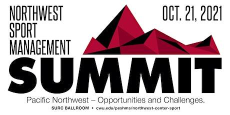 CWU Sport Management Summit tickets