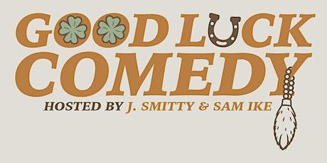 Good Luck Comedy Presents Khalid Rahmaan - 11/6/21 tickets