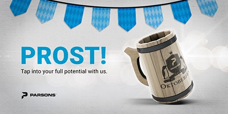 Parsons National Intelligence Networking Event - Oktoberfest Edition tickets