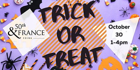Trick Or Treat @ 50th and France! tickets