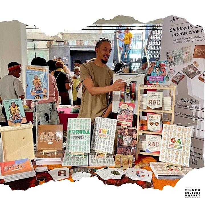 Black Culture Market (Christmas Market) image