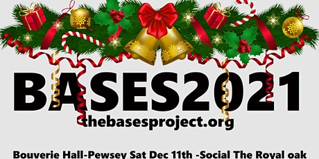 BASES2021 Xmas Lectures and Christmas Social tickets