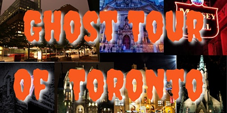 Ghost Walking Tour of Toronto tickets