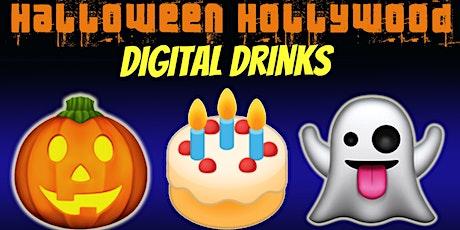 Digital LA -  Digital Drinks: Halloween Hollywood tickets