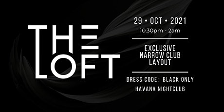 THE LOFT : CHAPTER 1 tickets