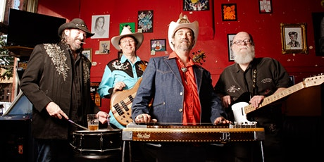Johnny Berry & The Outliers @ High Horse tickets