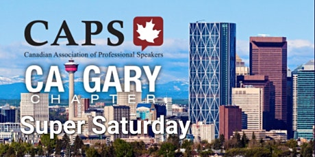 CAPS Calgary November Super Saturday tickets
