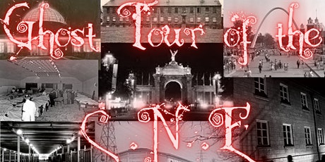Ghost Tour of  the C.N.E! tickets