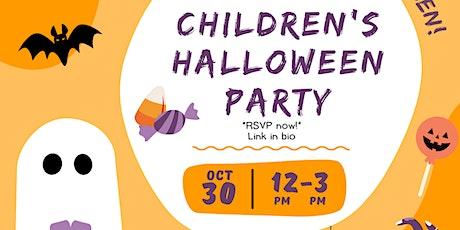 Heal & Prosper's Children's Halloween Party tickets