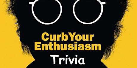 Curb your Enthusiasm Trivia Fundraiser(live host) via Zoom (EB) Tickets