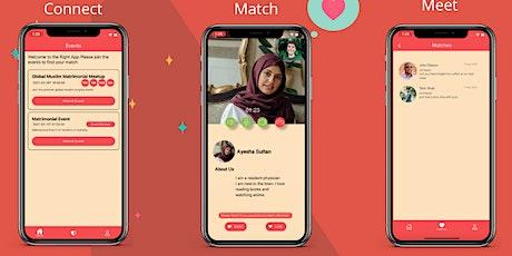 Muslim Ladies Meetup US  (Virtual) tickets