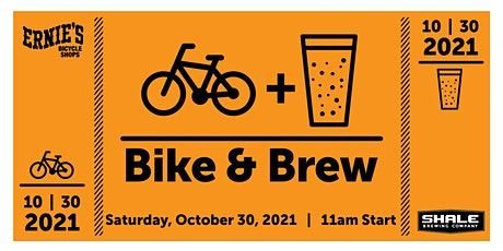 Fall Bike and Brew tickets