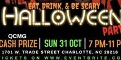 Eat Drink And Be Scary Halloween Costume Party tickets