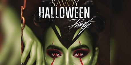 SAVOY HALLOWEEN PARTY   OCTOBER 30, 2021   A NIGHT AT CROOKLYN tickets