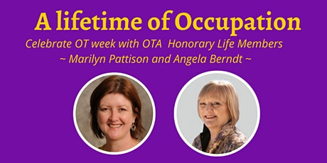 A lifetime of Occupation tickets
