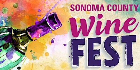 Kemah Boardwalk Wine Fest - Sonoma County 2021 tickets