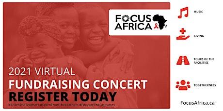 Focus Africa Fundraising Event 2021 tickets