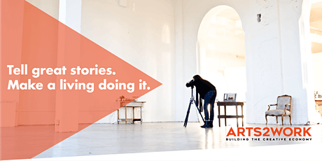 Arts2Work CONVERSATIONS: Building A Career Like We Build the World tickets