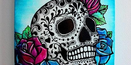 Paint Party @ Greenview: Sugar Skulls tickets