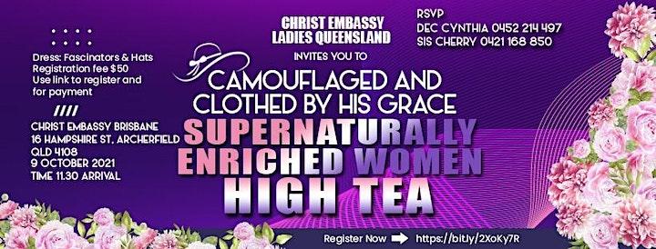 Ladies High Tea image
