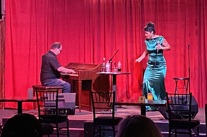 Speakeasy Night featuring The Michele Eastland Duo image