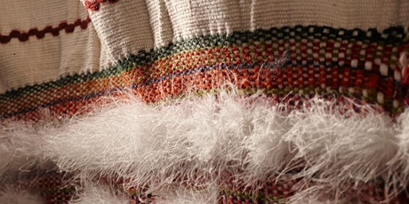"""Curator's Choice: Feather Embellishments in Mexican """"Huipiles"""" tickets"""