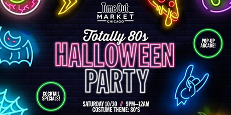 Totally 80's Halloween Party tickets