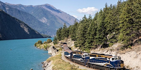 Virtual Travel Talk Merit Hosted Rocky Mountaineer Group tickets
