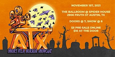 ATX Short Film Horror Showcase tickets