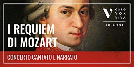 I Requiem di Mozart - 10 anni di Vox biglietti
