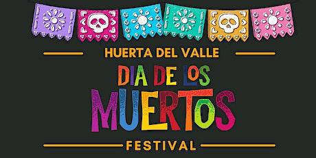 DIA DE LOS MUERTOS FESTIVAL tickets
