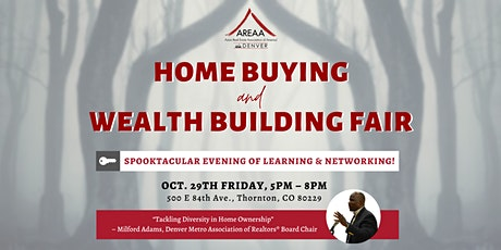 Home Buying and Wealth Building Fair tickets