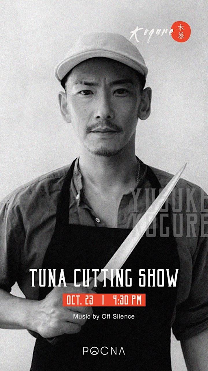 Imagen de TUNA CUTTING SHOW