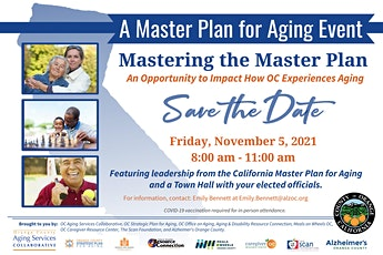Mastering the Master Plan (Lakeview Senior Center) tickets