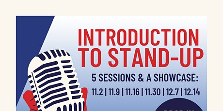 Introduction to Stand-up Comedy & Beyond! tickets