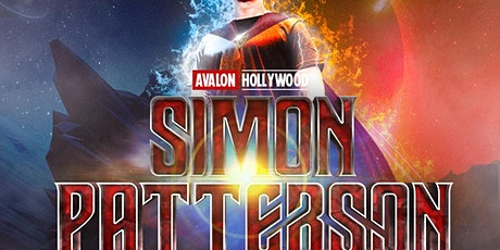 Heroes & Villains Halloween w Simon Patterson & Greg Downey at Avalon Free Guestlist - 10/30/2021 tickets