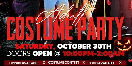 Adult Costume Party tickets
