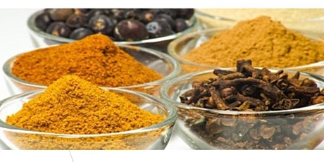 Spices of India/Libraries After Dark From Home (online) tickets