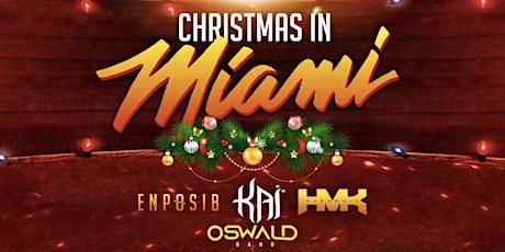 CHRISTMAS FIESTA IN MIAMI tickets
