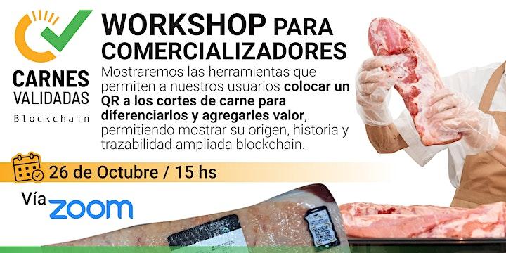 Imagen de Workshop para Comercializadores