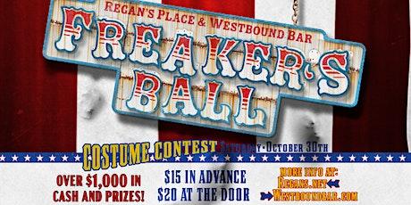Freaker's Ball tickets