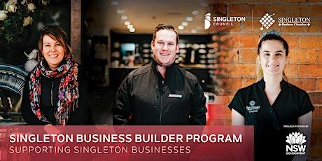 Rebuilding Your Singleton Business tickets