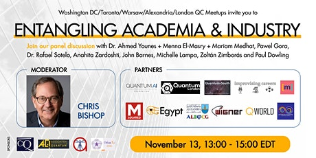 Entangling Academia & Industry tickets