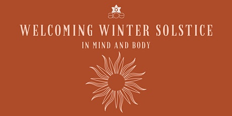Welcoming Winter Solstice tickets